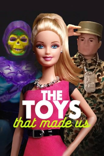 The Toys That Made Us 1ª Temporada - Poster