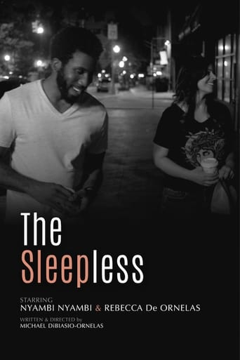 Poster The Sleepless