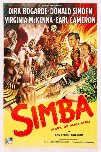 Poster of Simba