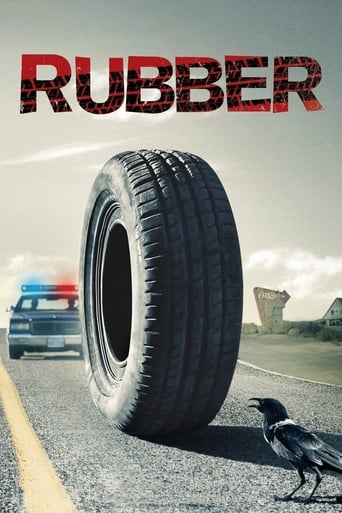 Poster of Rubber