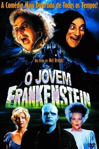 O Jovem Frankenstein - Poster
