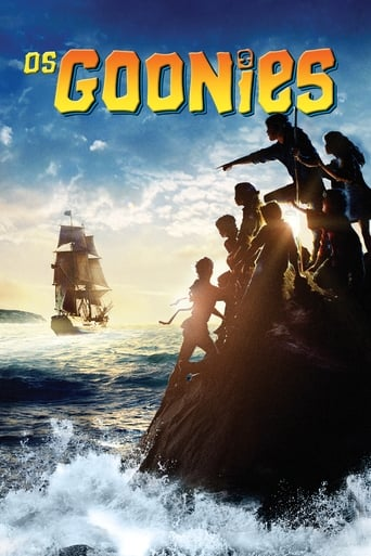 Os Goonies - Poster