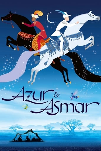 Poster of Azur & Asmar: The Princes' Quest