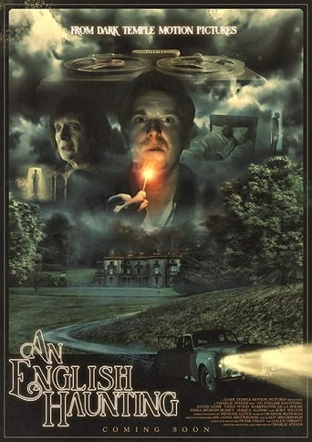 Poster An English Haunting
