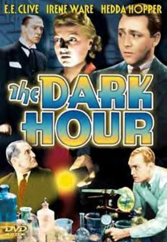 Poster of The Dark Hour