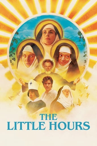 Poster of The Little Hours fragman