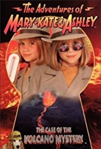 Poster of The Adventures of Mary-Kate & Ashley: The Case of the Volcano Mystery