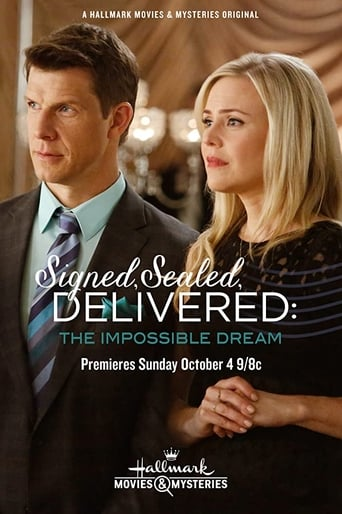 Poster of Signed, Sealed, Delivered: The Impossible Dream