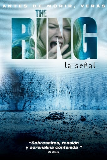 Poster of The Ring (La señal)