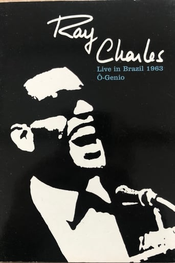 Ray Charles: O-Genio - Live In Brazil 1963