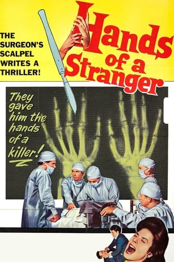 Poster of Hands of a Stranger