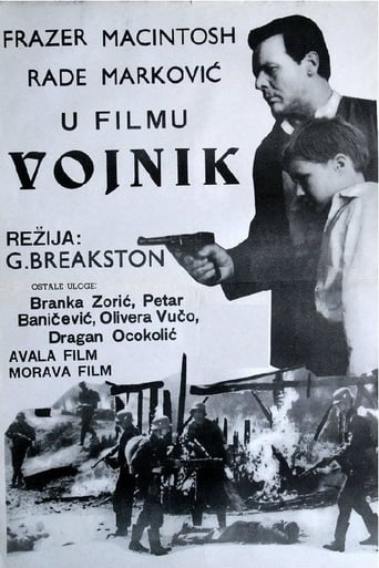 Poster of The Soldier
