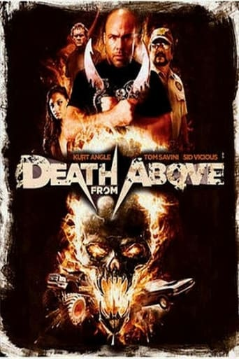 Poster of Death from Above