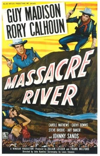 Poster of Massacre River
