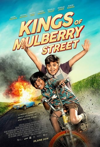 Kings of Mulberry Street Movie Poster