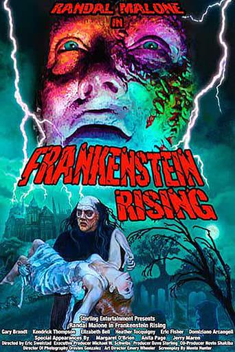 Poster of Frankenstein Rising