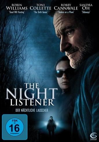The Night Listener - Der nächtliche Lauscher - Drama / 2006 / ab 0 Jahre