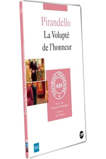 Poster of La volupté de l'honneur