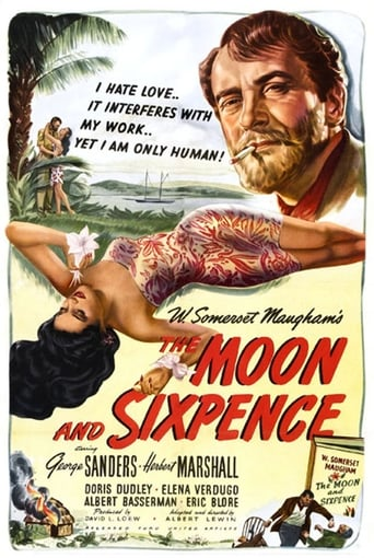 Poster of The Moon and Sixpence
