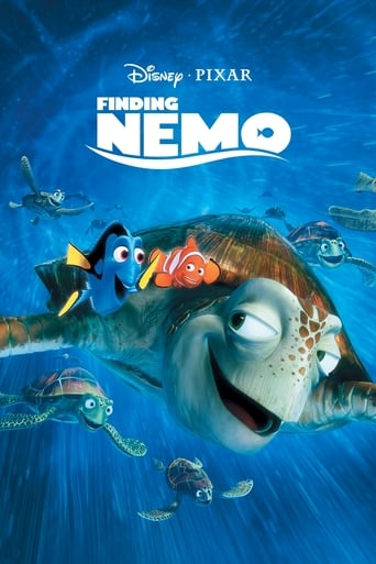 Poster of Finding Nemo