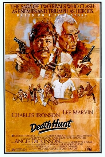 Poster of Death Hunt