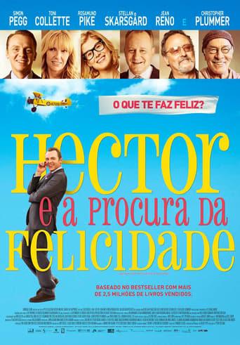 Hector e a Procura da Felicidade - Poster