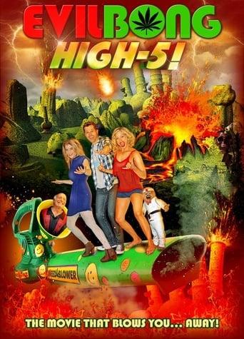 Poster of Evil Bong: High 5