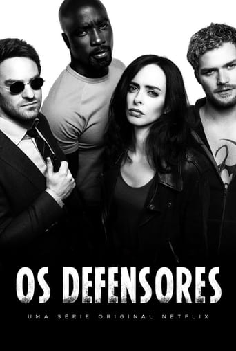 Poster of Marvel - Os Defensores