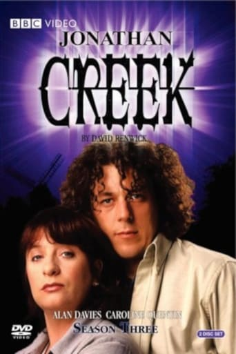 Poster of Jonathan Creek