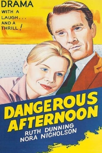 Poster of Dangerous Afternoon