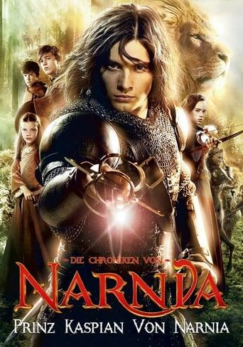 Die Chroniken von Narnia: Prinz Kaspian von Narnia - Abenteuer / 2008 / ab 12 Jahre