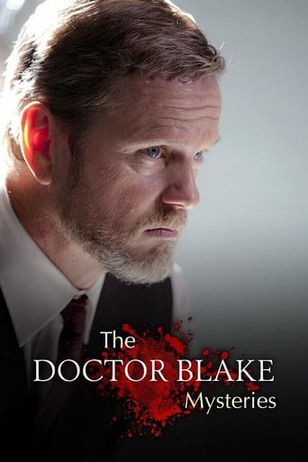 The Doctor Blake Mysteries Poster