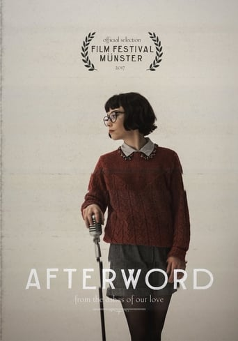 Poster of Afterword