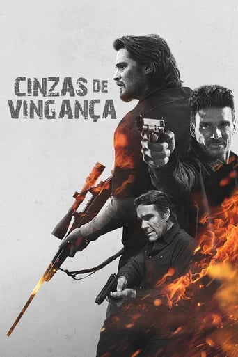 Cinzas de Vingança Torrent (2019) Dual Áudio BluRay 720p | 1080p FULL HD Download