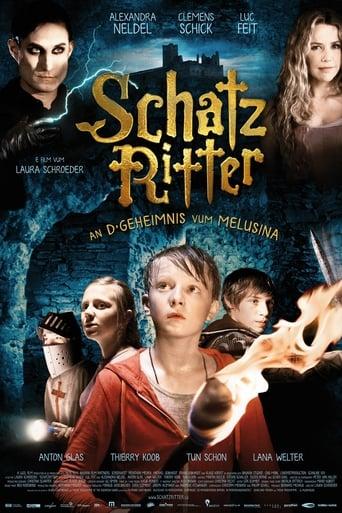 Die Schatzritter und das Geheimnis von Melusina - Abenteuer / 2012 / ab 6 Jahre