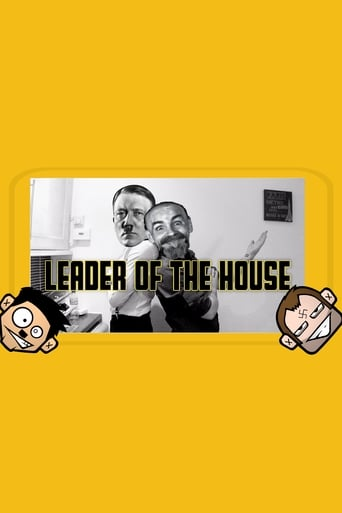 Leader of the House: A Charles Manson & Adolf Hitler Sitcom