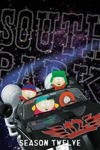 South Park 12ª Temporada - Poster