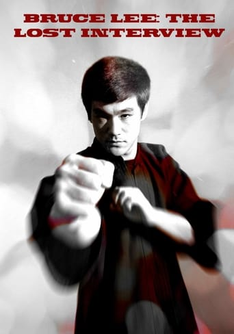 Poster of Bruce Lee: The Lost Interview