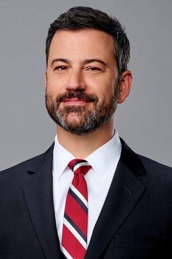 Jimmy Kimmel alias Jimmy Kimmel Live Host