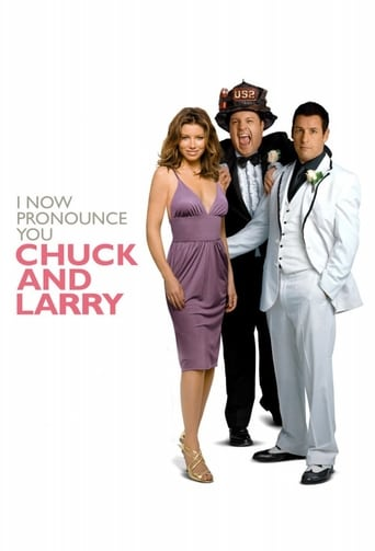 Poster of I Now Pronounce You Chuck & Larry