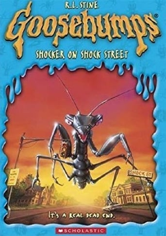 Poster of Goosebumps: A Shocker on Shock Street