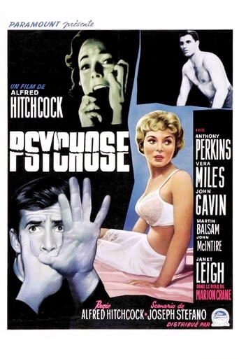 Poster of Psychose