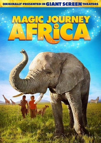 Magic Journey to Africa (2010) - poster