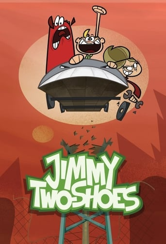 Poster of Jimmy Two-Shoes