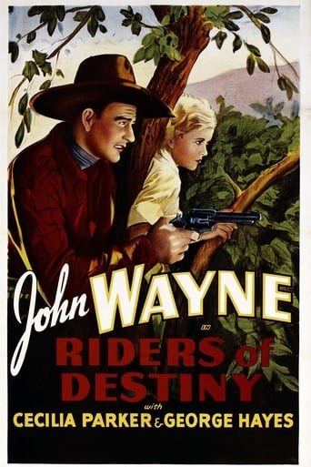 poster of Riders of Destiny