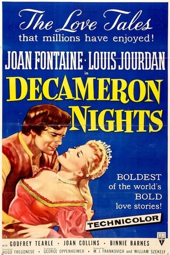 Poster of Decameron Nights