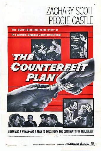 Poster of The Counterfeit Plan