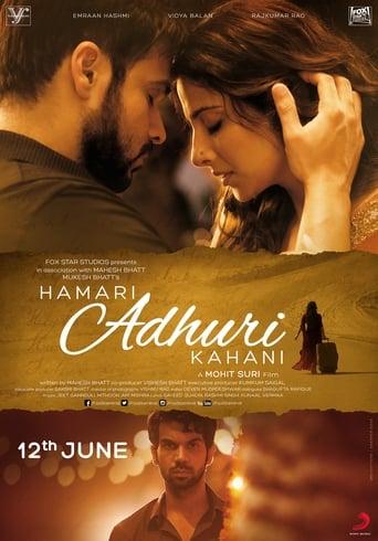 Poster of Hamari Adhuri Kahani