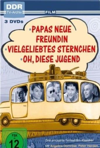 Poster of Papas neue Freundin