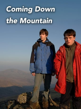 Poster of Coming Down the Mountain